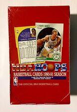 1990 Hoops Basketball series 2 NBA Basketball (36 pk) Card Box factory sealed