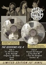 rolling stones The Sessions Vol. 4 picture disc  10' vinyl lp LTD EDITION