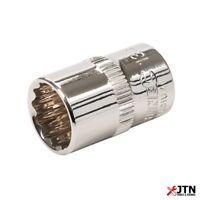"""Silverline 283041 Socket 3/8"""" Drive 12 Point Metric 13mm"""