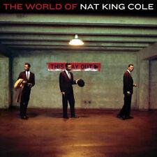 nat king cole - the world of nat king cole (f) (CD NEU!) 724356067721