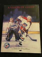 1993/94 Team USA Commemorative Yearbook NHL Olympic Hockey YEARBOOK Mancave