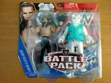 WWE Battle Pack Series 38 Mattel Adam Rose and The Bunny