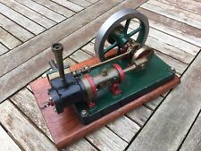 Live steam vintage horizontal engine
