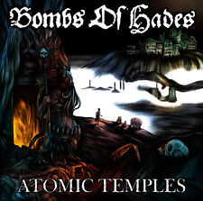 Bombs Of Hades - atomic temples, CD, Neuware