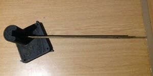 Antique HAC Westminster Chime Gong for German Wall Clock 40cm Long Spare Part