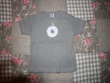 Petit Bateau T Shirt weiß Anker Gr 98 NEU 94