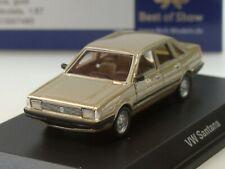 BOS VW Santana, beige metallic, 1982 - 87485 - 1:87