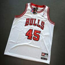 100% Authentic Michael Jordan Nike 94 95 #45 Bulls Swingman Jersey Size XL 48