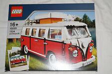 LEGO 10220 VW Bus T1 Camper Samba Exclusive NEU OVP