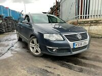 2006 VW VOLKSWAGEN PASSAT SEL 2.0 TDI DIESEL 170PS MANUAL MOT UNTIL 2022