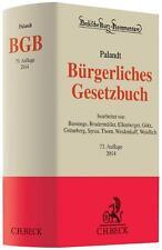 Palandt ** Bürgerliches Gesetzbuch ** 73.Auflage 2014