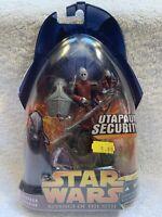 Star Wars Revenge of The Sith Hasbro UTAPAUN WARRIOR #53 Free P+P Action Figure