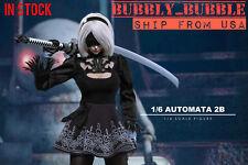 1/6 Scale Nier Automata YoRHa No.2 Type B Metal Sword ☆SHIP FROM USA☆