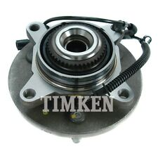 Wheel Bearing and Hub Assembly-4WD Front Timken SP550207