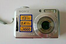 Sony Cybershot DSC  S700 7.2 MP Digital Camera