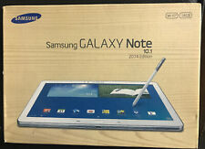 "Samsung Galaxy NOTE 10.1"" 2014 WiFi 16GB Android Tablet with Stylus Pen - White"