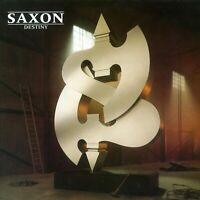 SAXON : DESTINY (DIGIBOOK-RARE BONUS TRACKS+PHOTOS) - BRAND NEW & SEALED CD^