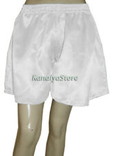 White Adult Baby Women Satin Cute Short Pant Split Skirts Belly Dance NEW Style