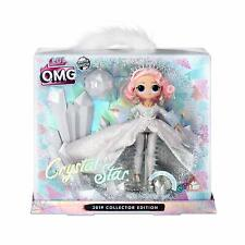 LOL SURPRISE DOLLS ~ OMG CRYSTAL STAR ~ 2019 Collector Edition FAST POST
