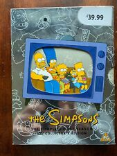 Simpsons Season 1 DVD Box Set Complete First Family Animated TV Series