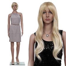 Gebrauchte Schaufensterpuppen Schaufensterfigur Mannequin Frau R187373B+MPLM07