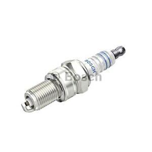 BOSCH Spark Plug 1pcs Fits TALBOT VOLVO VW YAMAHA Motorcycles 0.25-4.9L 1962-