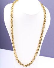 Vintage 1960s Gold Tone Necklace