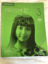 Prism Level 3 Student's Book with Online Workbook Reading and Writing