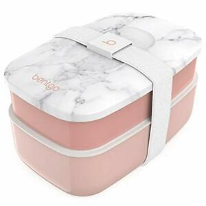 Bentgo Classic - All-in-One Stackable Bento Lunch Box Container -