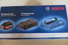18V Wireless Charging System Starter-Set GAL 1830 W + GBA 18 V 2,0 AH MW-B Bosch