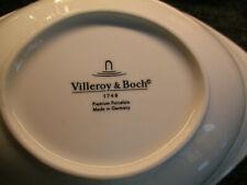 VILLEROY & BOCH * 2 x PASTATELLER / PASTASCHALEN * PREMIUM-PORZELLAN * a. 800 ml