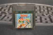 ASTERIX ASTÉRIX EN BUSCA DE IDEFIX GAME BOY COLOR GBC GAMEBOY COMBINED SHIPPING