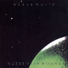 NURSE WITH WOUND CD Book Autographed Current 93 Whitehouse Steven Stapleton Coil