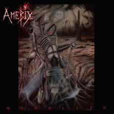 Amebix MONOLITH 180g GATEFOLD Back On Black NEW SEALED VINYL LP