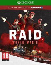 Raid: World War II (Xbox One) VideoGames ***NEW***