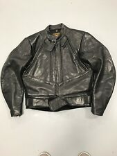 Vanson Leathers Challenger Size 42 With original Numbered Key Fob