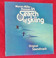 OST LP WARREN MILLER PRESENTS IN SEARCH OF SKIING 1977 ORIGINAL PRESSING SEALED