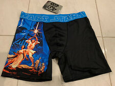 STAR WARS 40TH Limited edition CHARACTERS PRINT UNDERWEAR TRUNK PACK MEN M *NEW*