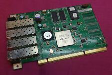 Xyratex GbE-XL2-4 / GbE-X Quad Port Fiber Channel FC PCI-X Controller Card