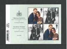 Great Britain - Royal Wedding Prince Harry & Meghan Markle  - 2018