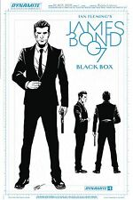 JAMES BOND #1 RAPHA LOBOSCO 1:10 DESIGN VARIANT COVER VF-NM
