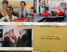 Jeu de 3 photos LES ANNÉES VOLÉES Lobby Cards / Fernando Colomo