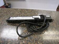 Lot of (3) APC AP9566 12-Outlet Power Distribution Unit