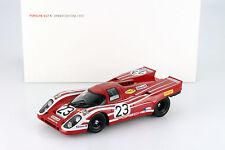 PORSCHE 917k #23 Ganador 24h LEMANS 1970 Herrmann / Attwood 1:18 Norev