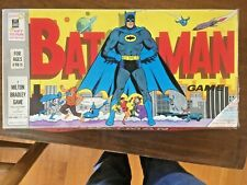 Vintage 1960's THE BATMAN BOARD GAME with ORIGINAL BOX Great Graphics