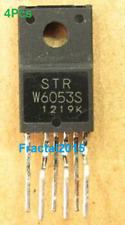 4 PCS STRW6053S TO-220 Sanken