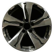 "17"" Honda CR-V CRV 2017 Factory OEM Rim Wheel 64110 Charcoal Machined"