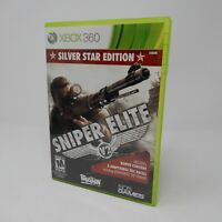 Sniper Elite V2 Silver Star Edition - Xbox 360 Game - Complete & Tested