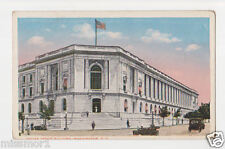 Vintage 1930s Postcard office House of Representatives US Capitol Washington DC
