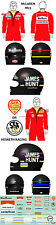 1/12 JAMES HUNT DECAL FOR HELMET & DRIVER McLAREN M23 HESKETH for TAMIYA DOYUSHA